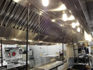 Commercial Kitchen Hood Cleaning Tampa Florida