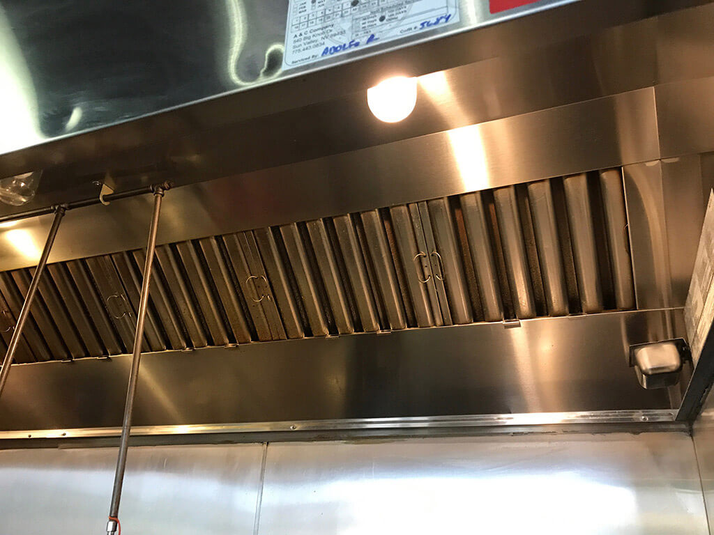 Tampa Restaurant Exhaust Hood Cleaning