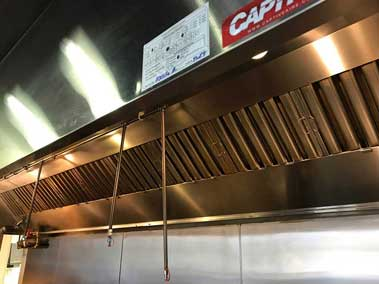 Tampa Restaurant Hood Cleaning