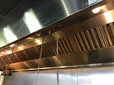 Tampa Restaurant Hood Cleaning Services