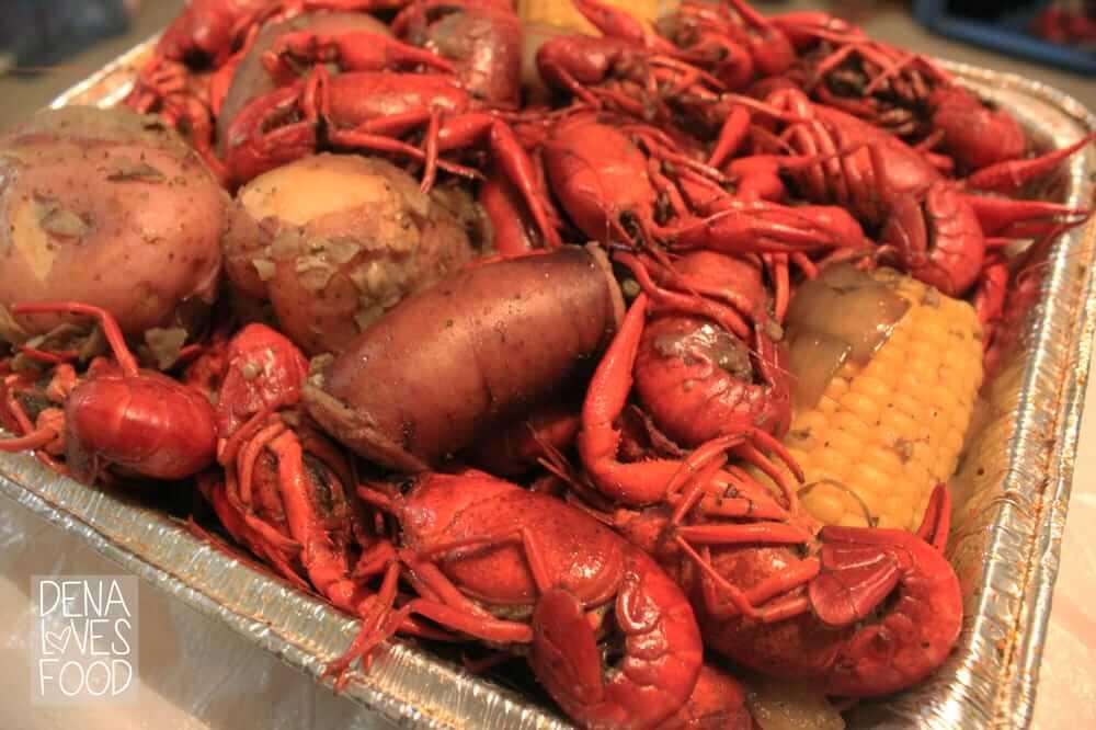 cajun fresh crawfish restaurant